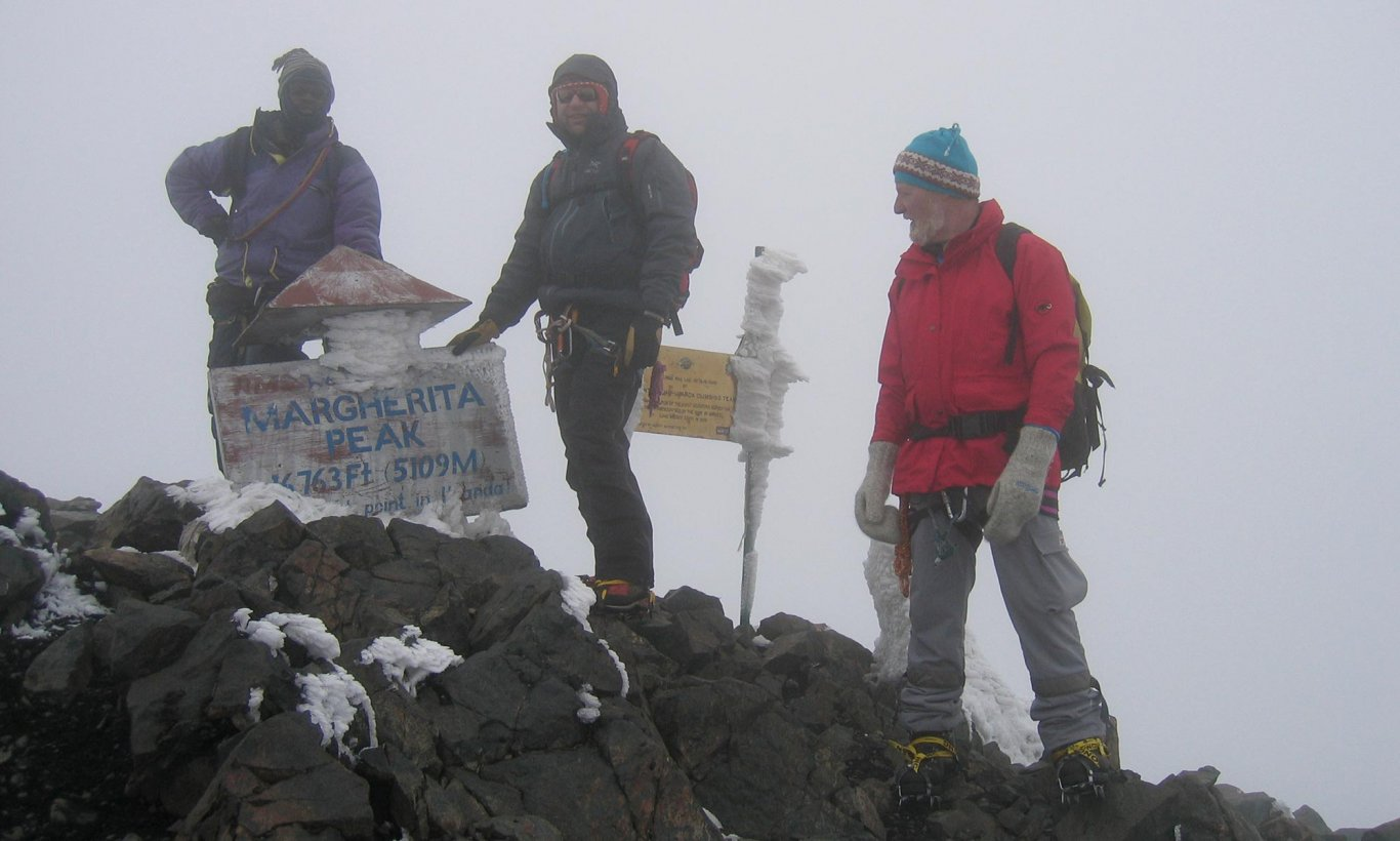 7 Day Rwenzori Mountain Trekking