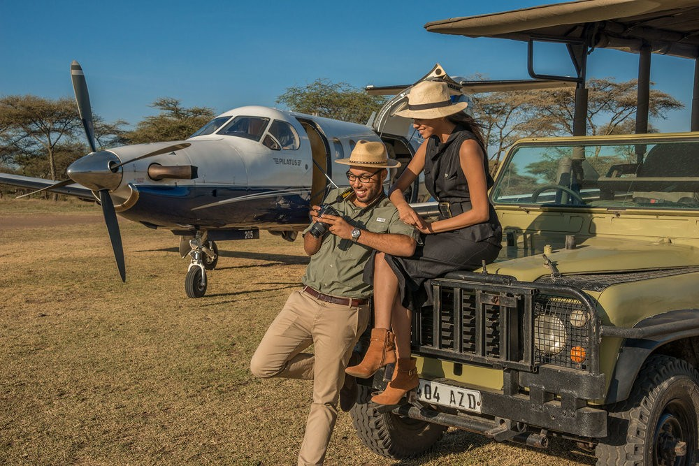 10 Day Tanzania Honeymoon Guided Safari