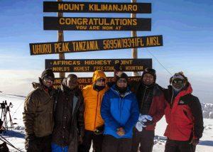 12 Day Kilimanjaro Northern Circuit Route Trekking