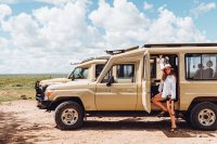 5 DAY TANZANIA AFFORDABLE ADVENTURE SAFARI