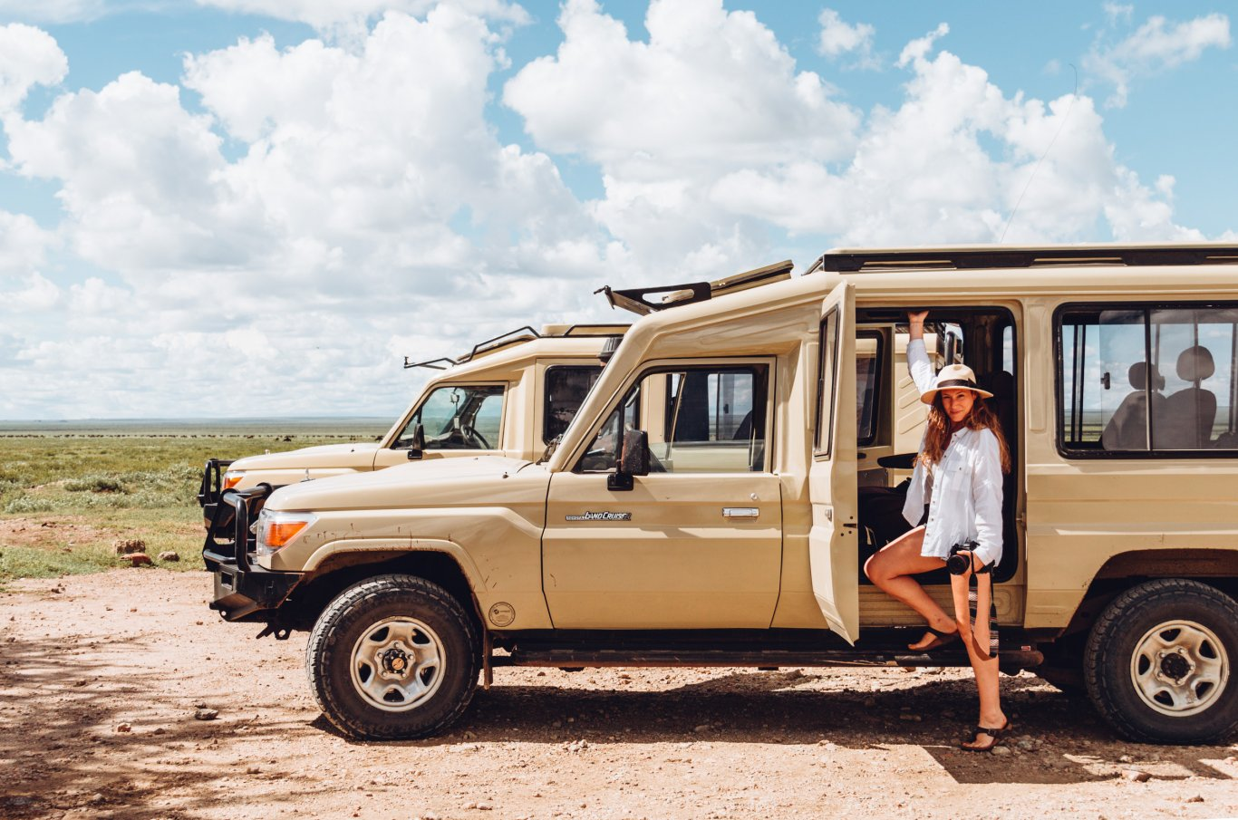 5 Day Tanzania Adventure Game Drives Safari