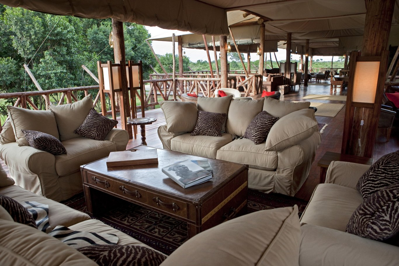4 DAY MASAI MARA LUXURY TENTED CAMPS SAFARI