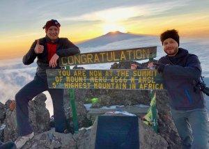 4 DAY UNFORGETTABLE MOUNT MERU TREKKING