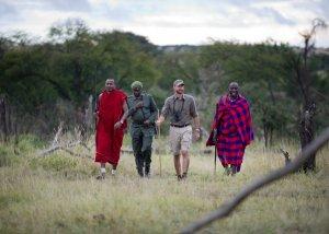 7 DAY ADVENTURE WALKING SAFARI TO LAKE NATRON