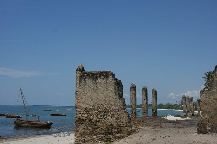 Bagamoyo Town
