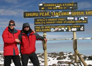 MOUNT KILIMANJARO-SHIRA ROUTE 8 DAYS TREKKING