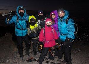 MOUNT KILIMANJARO-SHIRA ROUTE 6 DAYS TREKKING