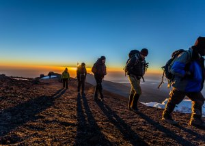 MOUNT KILIMANJARO-RONGAI ROUTE 6 DAYS TREKKING