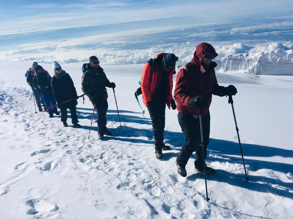 MOUNT KILIMANJARO-SHIRA ROUTE 7 DAYS TREKKING