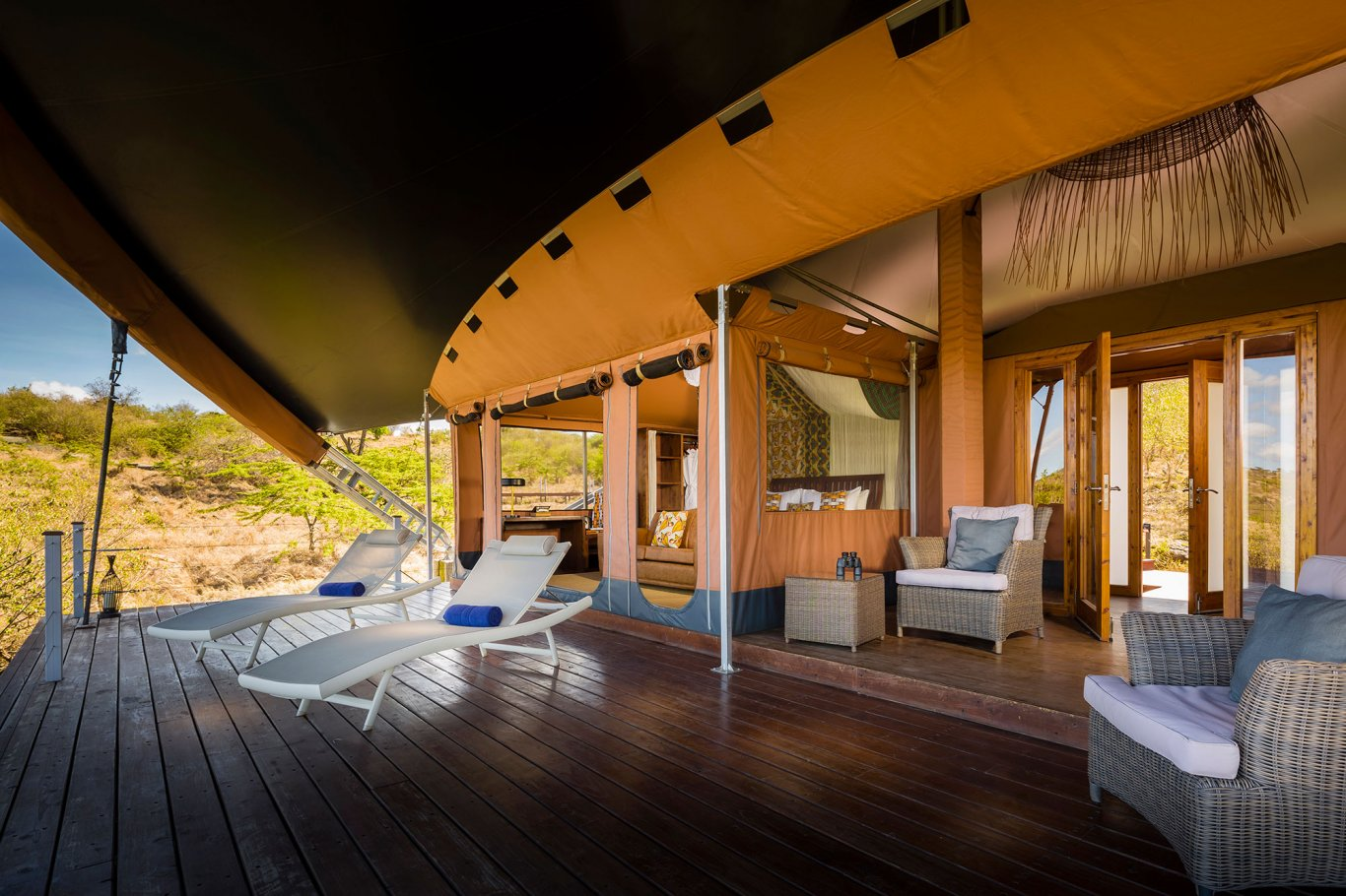 10 Day Kenya Luxury Wildlife Lodges Safari