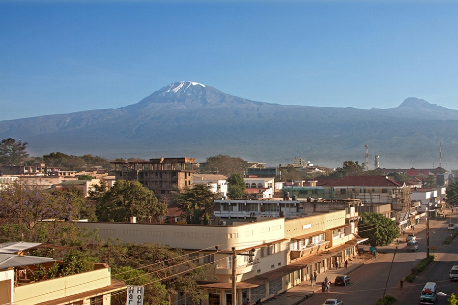 Image result for kilimanjaro view from moshi