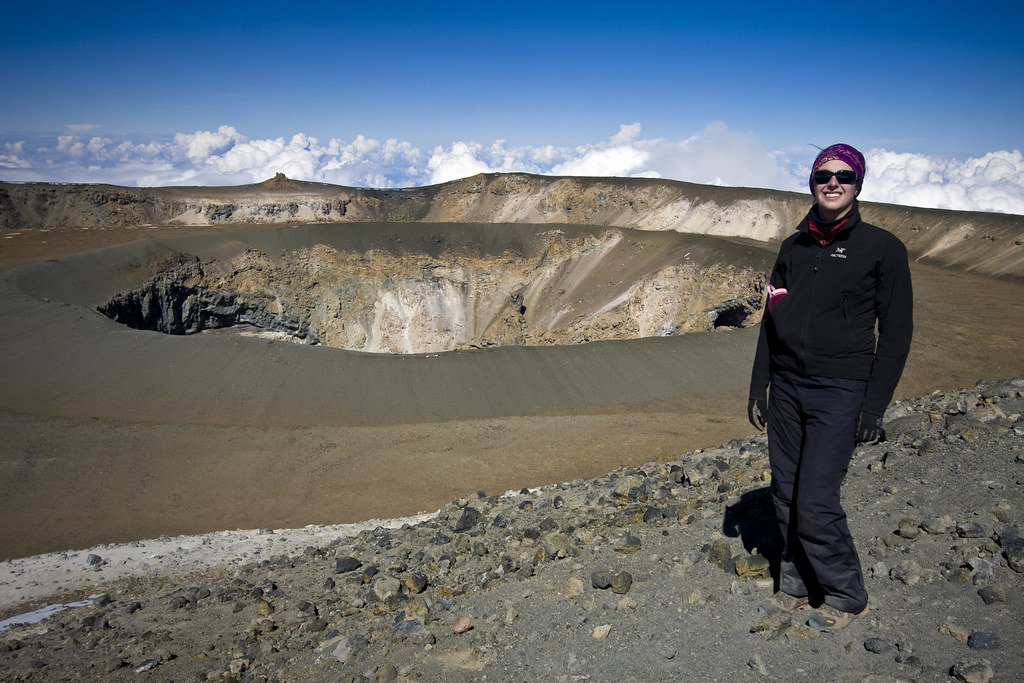 MOUNT KILIMANJARO-CRATER CAMP 9 DAYS TREKKING