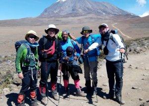 Mount Kilimanjaro-Shira Route 7 days Trekking