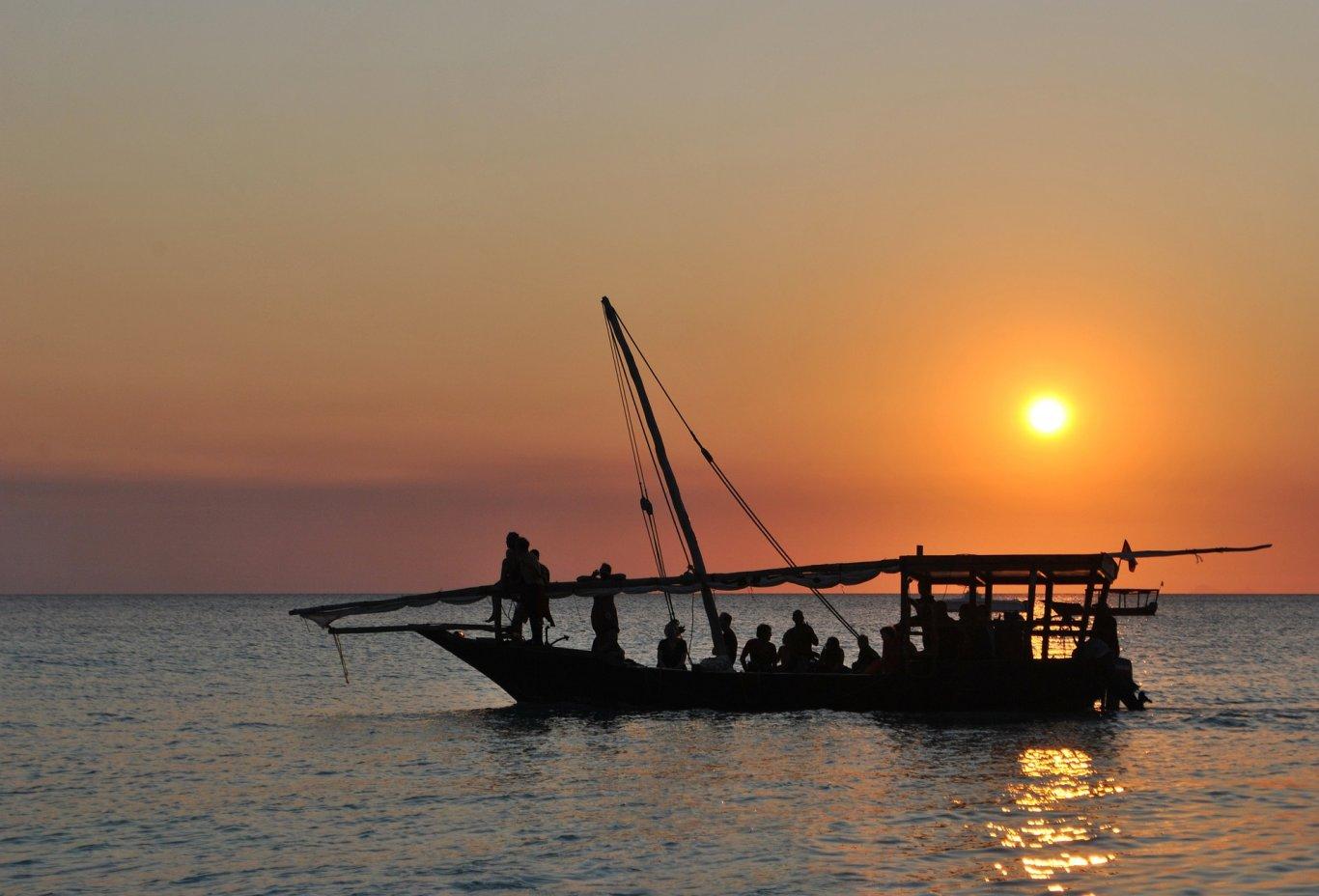 7 Day Holiday in Zanzibar