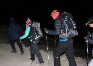 MOUNT KILIMANJARO-UMBWE ROUTE 6 DAY TREKKING