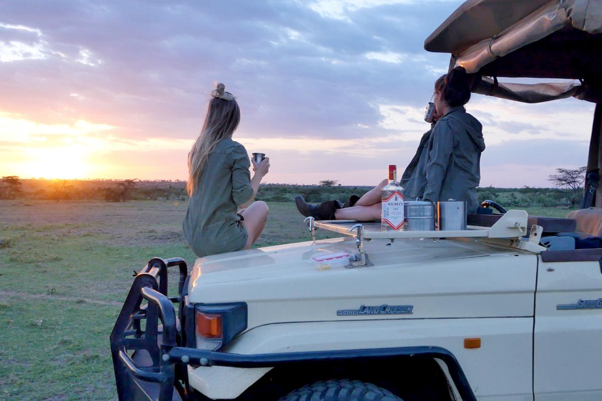 9 Day Safari to Kenya and Tanzania