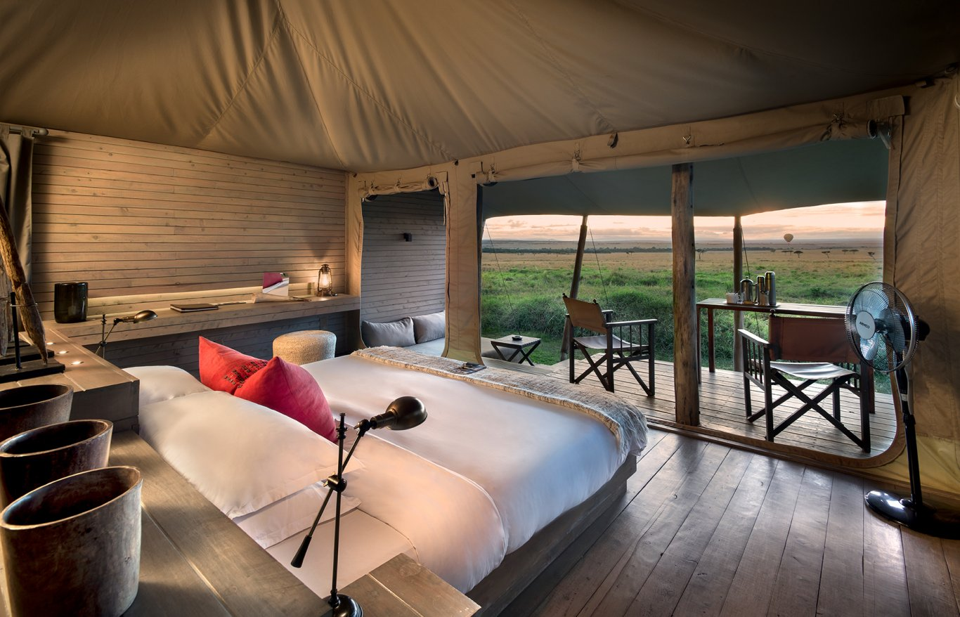 10 DAY TENTED CAMPS SAFARI AND ZANZIBAR