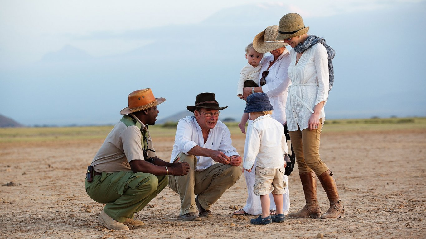 7 Day Tanzania Special Family Tented Camps Safari