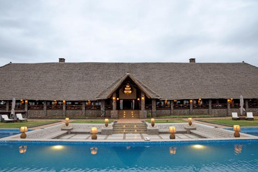 Manyara Tented Camp