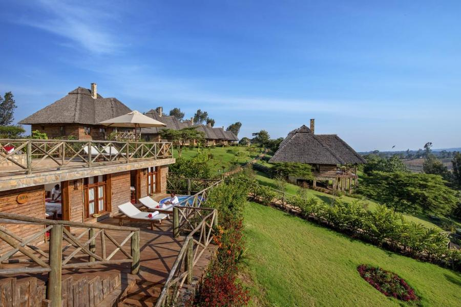 Ngorongoro Tented Camp