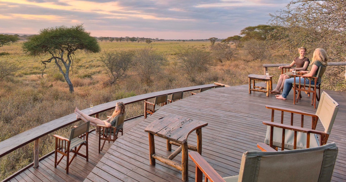 5 DAY TANZANIA PRIVATE TENTED CAMPS SAFARI