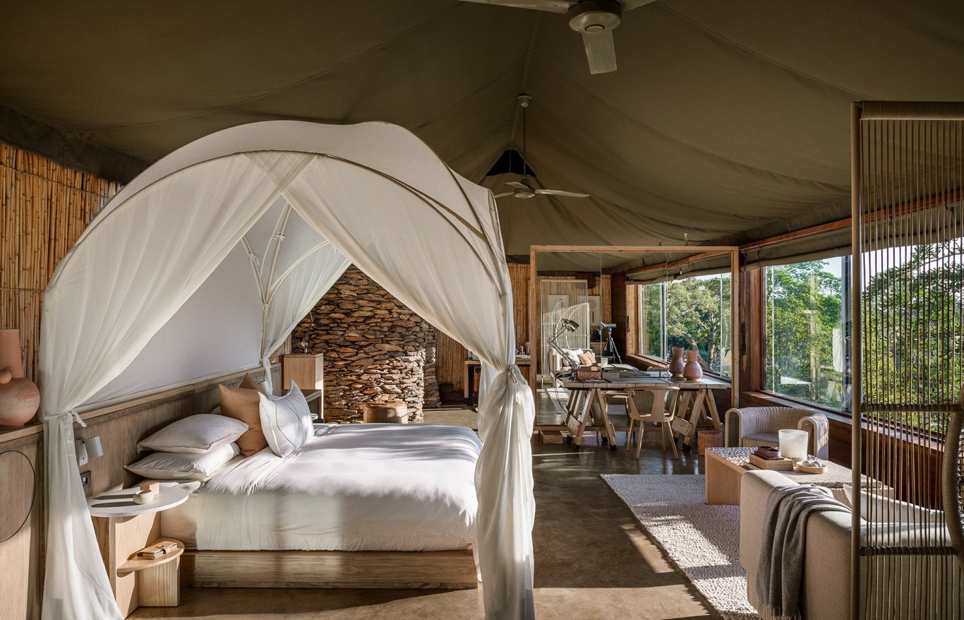 8 DAY SERENGETI LUXURY TENTED CAMPS SAFARI