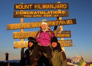 MOUNT KILIMANJARO-LEMOSHO ROUTE 9 DAYS TREKKING