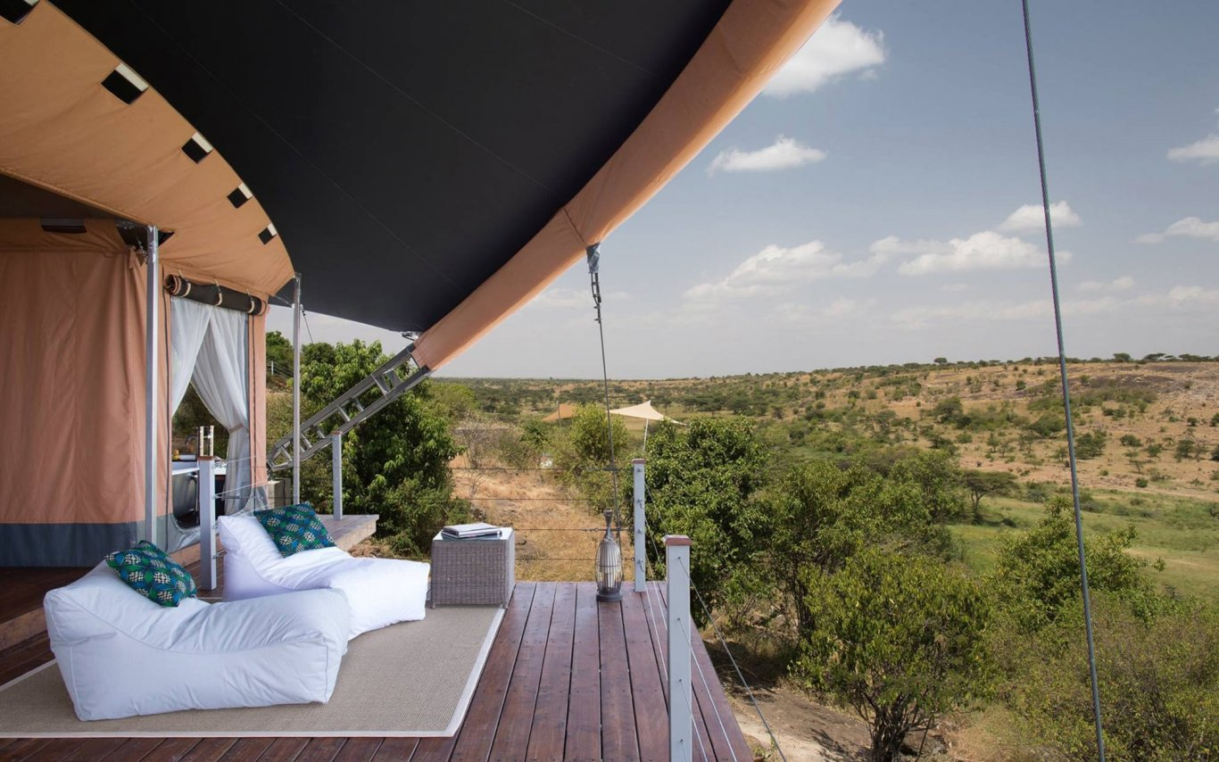 9 Day Luxury Lodges Safari to Kenya and Tanzania
