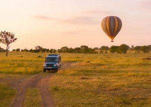 10 DAY LODGES SAFARI ACROSS KENYA AND TANZANIA