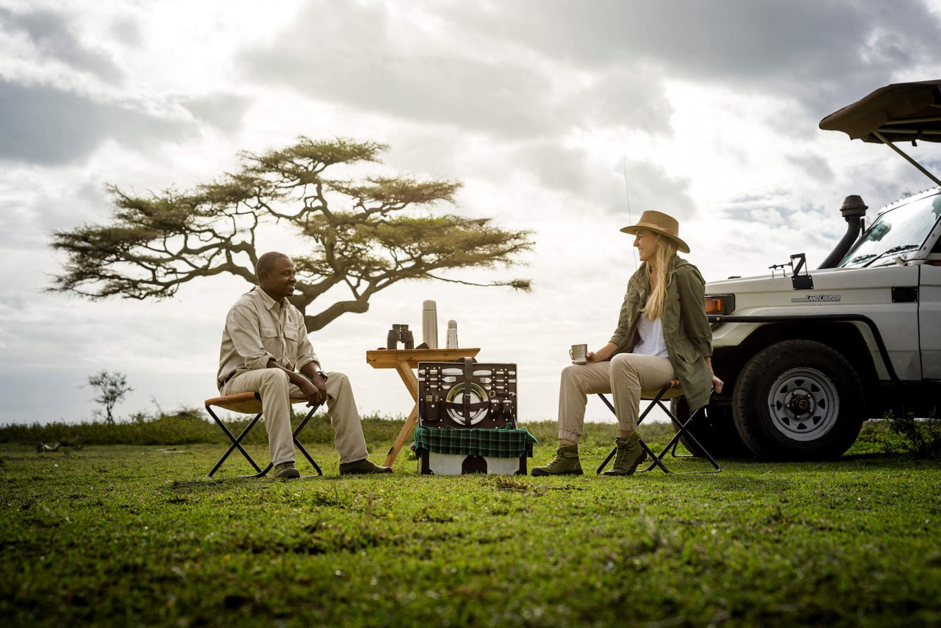 11DAY SERENGETI TENTED CAMPS SAFARI AND ZANZIBAR