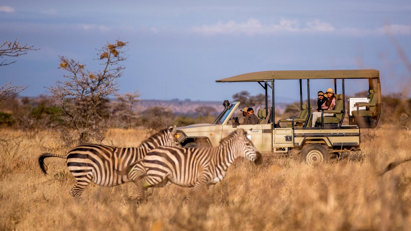 3 Day Tented Camps Safari to Selous Game Reserve