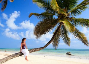 6 DAY LUXURY BEACH VACATION TO ZANZIBAR