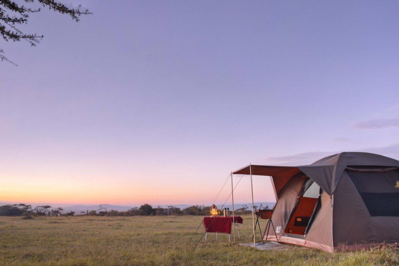 9 Day Serengeti Adventure Camping Safari