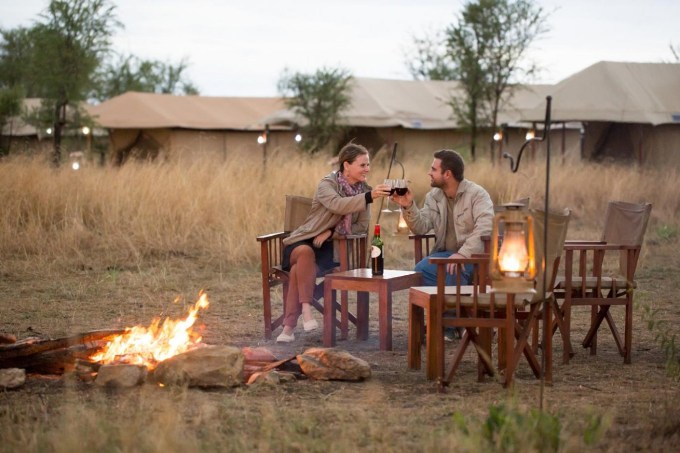 10 DAY SERENGETI BUDGET TENTED CAMPS SAFARI