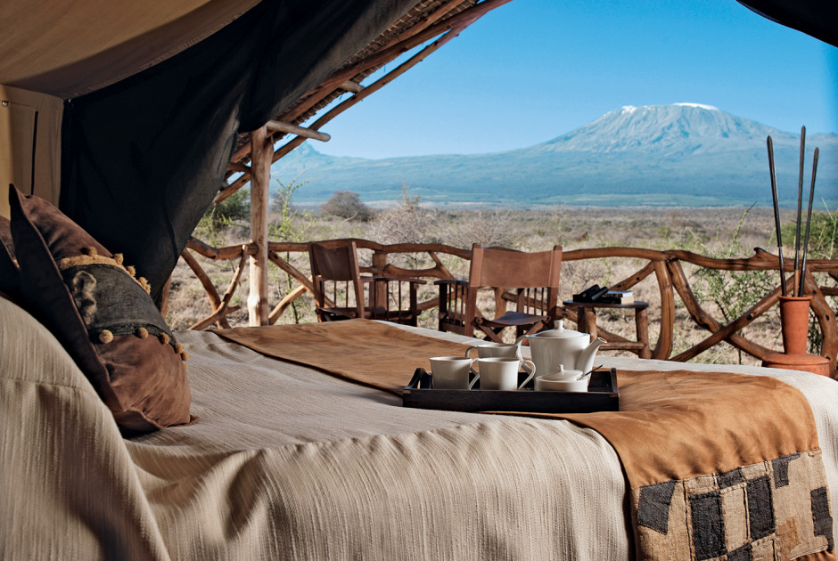 3 DAY ADVENTURE TENTED CAMP SAFARI TO AMBOSELI