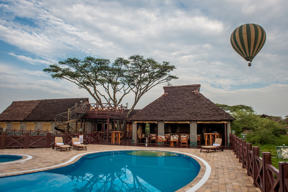 3 Day Tanzania Luxury Lodges Safari