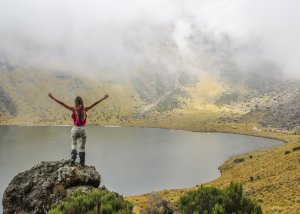 6 DAY MOUNT KENYA-SIRIMON ROUTE TREKKING