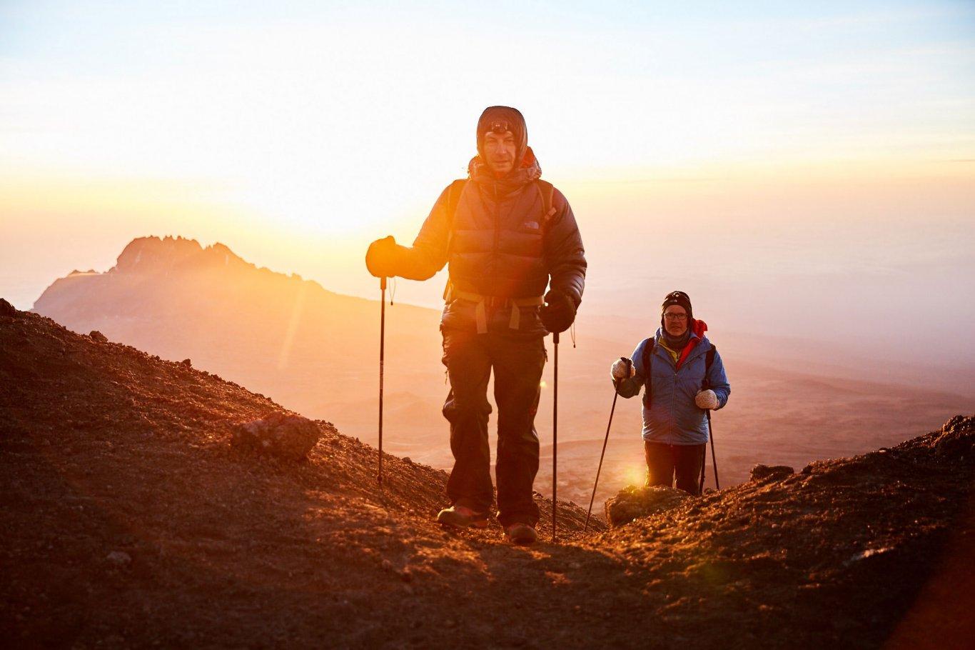 MOUNT KILIMANJARO-MARANGU ROUTE 6 DAYS TREKKING