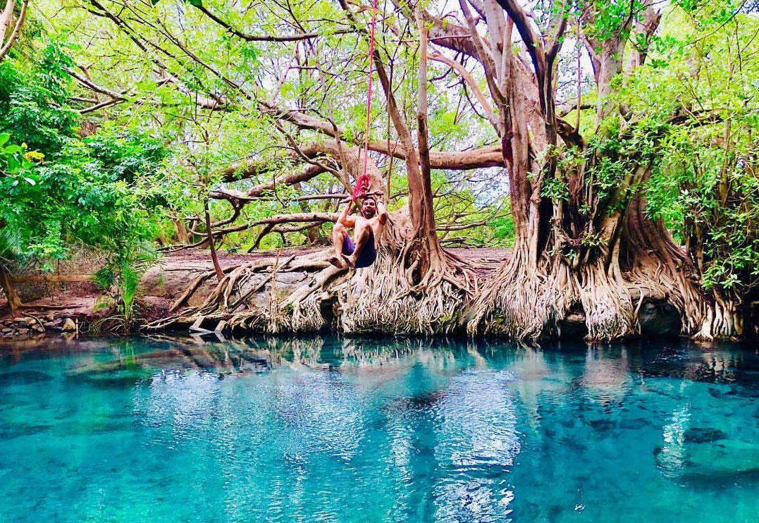 Moshi Cultural Tourism to Kikuletwa Chemka Hot Springs